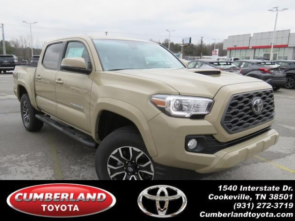 2020 Toyota Tacoma in Cookeville, TN