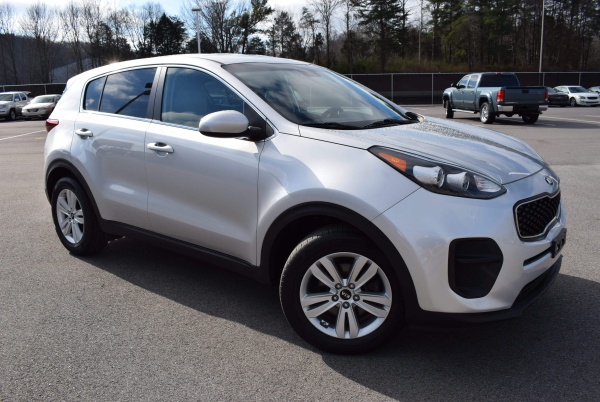 2017 Kia Sportage in Cookeville, TN