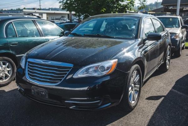 2011 Chrysler 200 in Bellingham, WA
