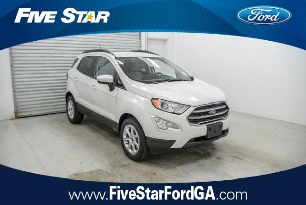 2020 Ford EcoSport in Warner Robins, GA