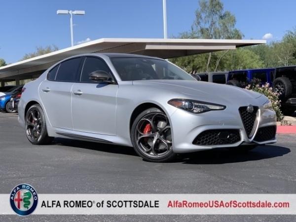 2019 Alfa Romeo Giulia in Scottsdale, AZ