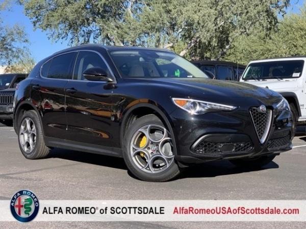 2019 Alfa Romeo Stelvio Ti Lusso