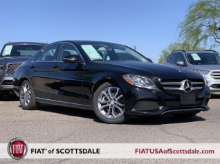 2017 Mercedes Benz C Cl 300 Sedan Rwd For In Scottsdale