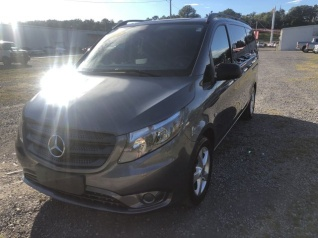 2016 Mercedes Benz Metris Penger Van Standard Roof Rwd 126 For In Scottsboro