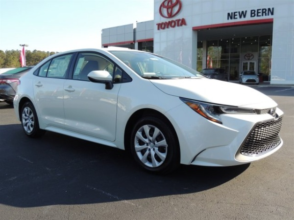 Toyota Of New Bern >> 2020 Toyota Corolla Le Cvt For Sale In New Bern Nc Truecar