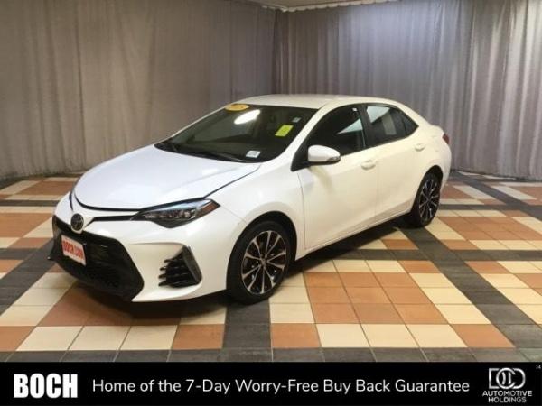 2018 Toyota Corolla in Norwood, MA