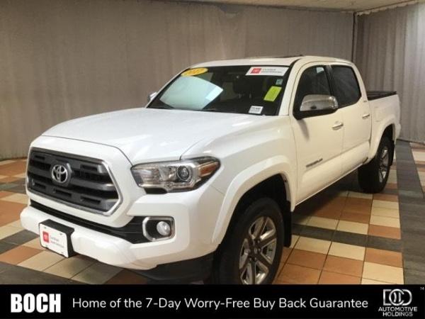 2017 Toyota Tacoma in Norwood, MA