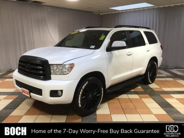2016 Toyota Sequoia in Norwood, MA