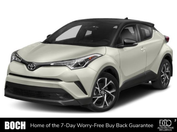 2019 Toyota C-HR in Norwood, MA