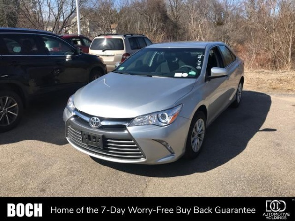 2017 Toyota Camry in Norwood, MA