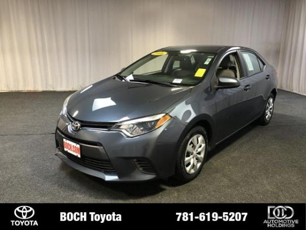2016 Toyota Corolla In Norwood, MA