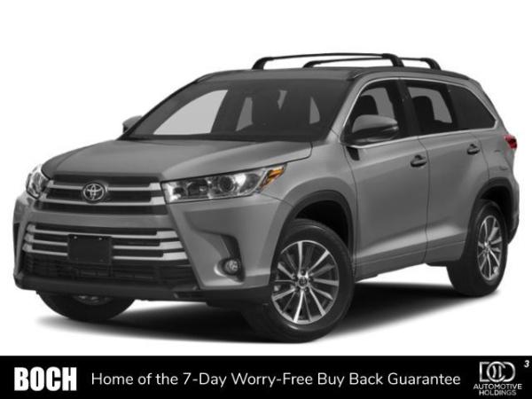2019 Toyota Highlander in Norwood, MA