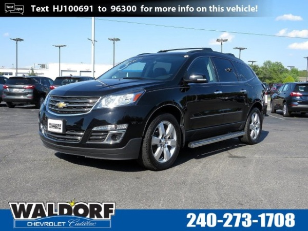 2017 Chevrolet Traverse in Waldorf, MD