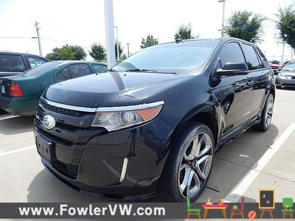 2013 Ford Edge in Norman, OK