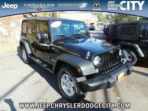 2015 Jeep Wrangler in Greenwich, CT