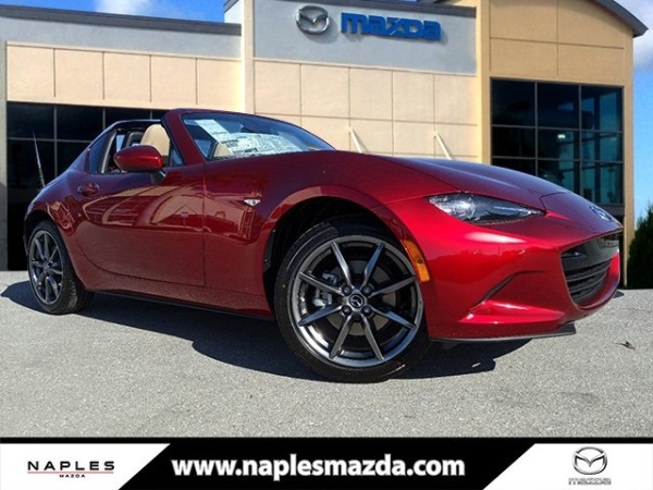 2020 Mazda MX-5 Miata in Naples, FL