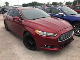 2017 Ford Fusion Se Fwd For In Naples Fl