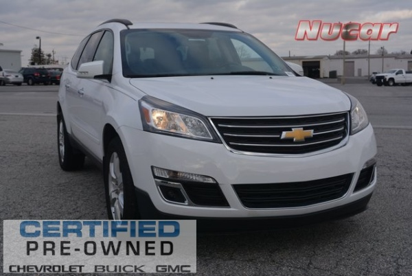2017 Chevrolet Traverse in New Castle, DE