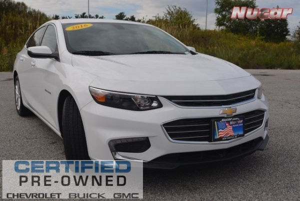 2016 Chevrolet Malibu in New Castle, DE