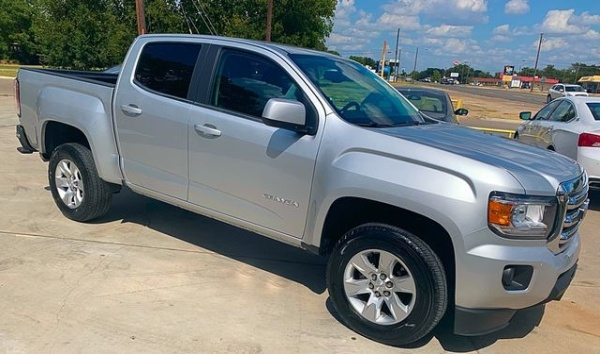 2018 GMC Canyon in Waco, TX