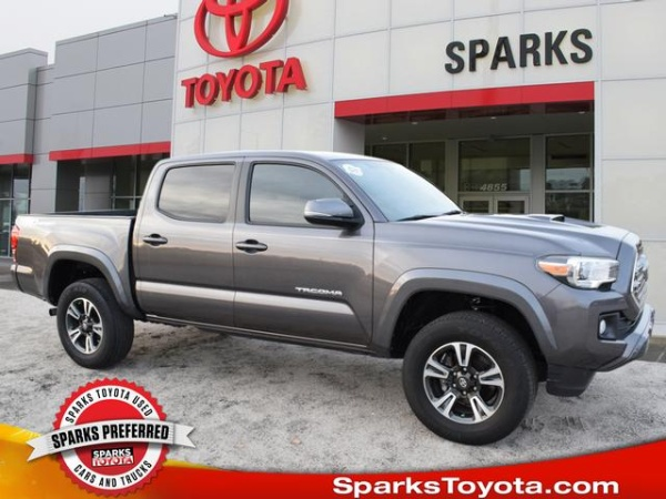 2017 Toyota Tacoma in Myrtle Beach, SC
