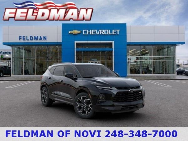 2019 Chevrolet Blazer in Novi, MI