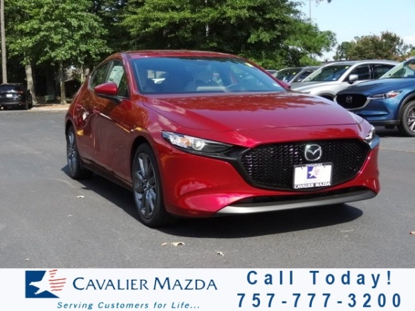 2019 Mazda Mazda3 in Chesapeake, VA