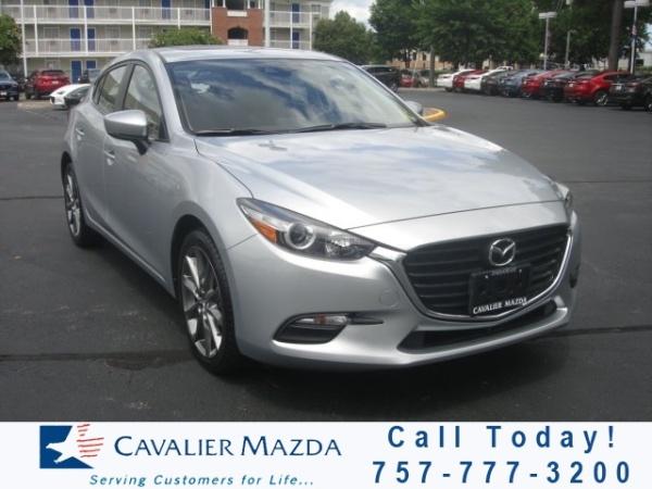 2018 Mazda Mazda3 Touring