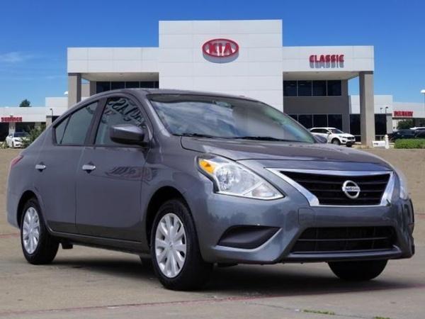 2019 Nissan Versa in Carrollton, TX