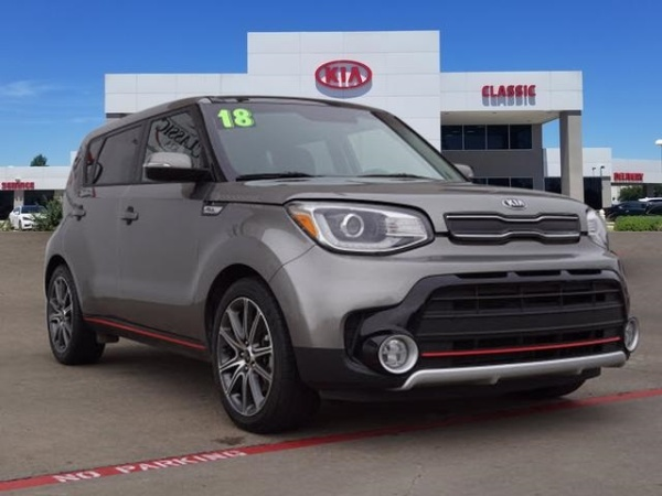 2018 Kia Soul in Carrollton, TX