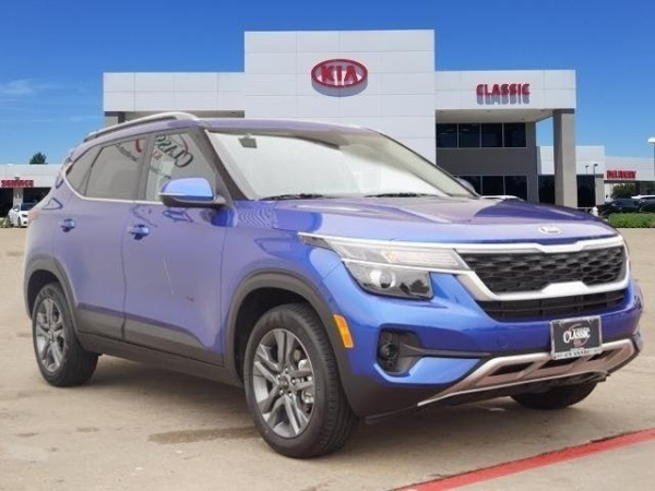 2021 Kia Seltos in Carrollton, TX