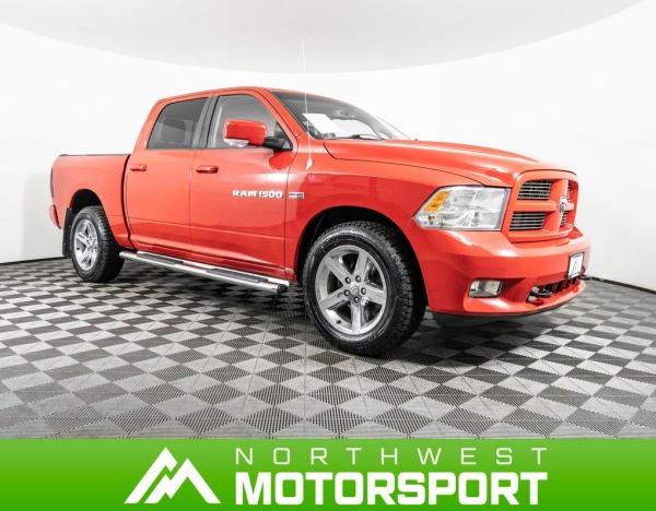 2011 Ram 1500 in Spokane Valley, WA