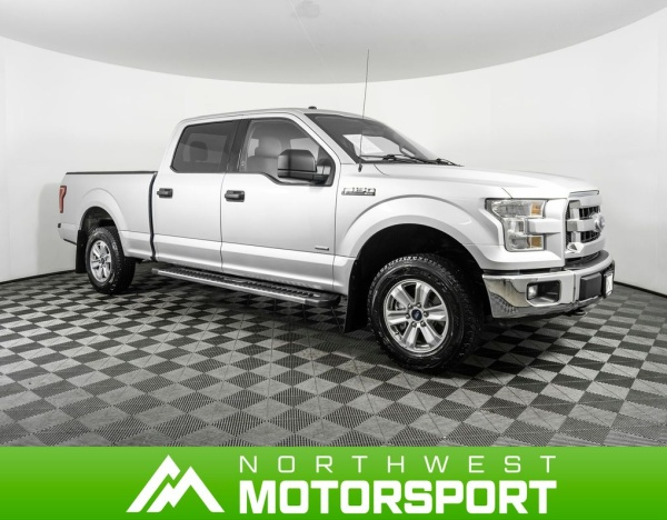 2017 Ford F-150 in Spokane Valley, WA