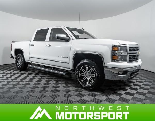 2014 Chevrolet Silverado 1500 in Spokane Valley, WA