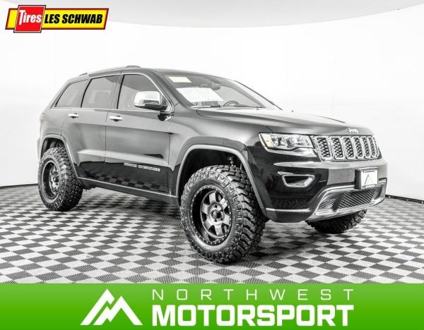 2018 Jeep Grand Cherokee in Spokane Valley, WA