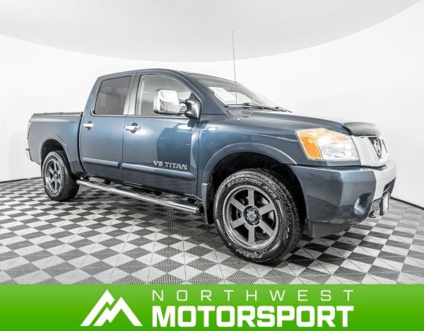2013 Nissan Titan in Spokane Valley, WA
