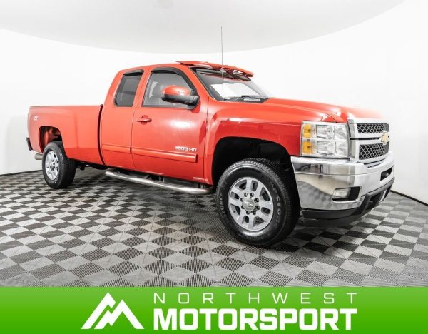 2011 Chevrolet Silverado 2500HD in Spokane Valley, WA