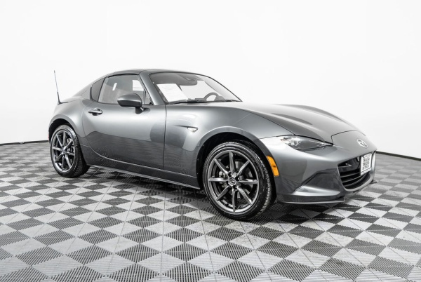 2017 Mazda MX-5 Miata Launch Edition