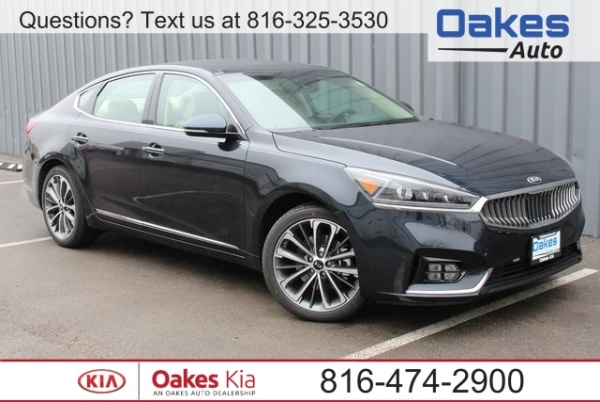 2019 Kia Cadenza Technology