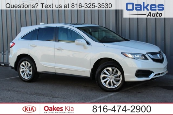 2017 Acura RDX in North Kansas City, MO