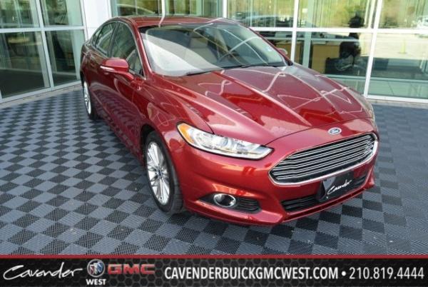 2014 Ford Fusion in San Antonio, TX