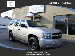 2008 Chevrolet Tahoe Ls 4wd For In Dundalk Md