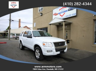2010 Ford Explorer Xlt 4wd For In Dundalk Md