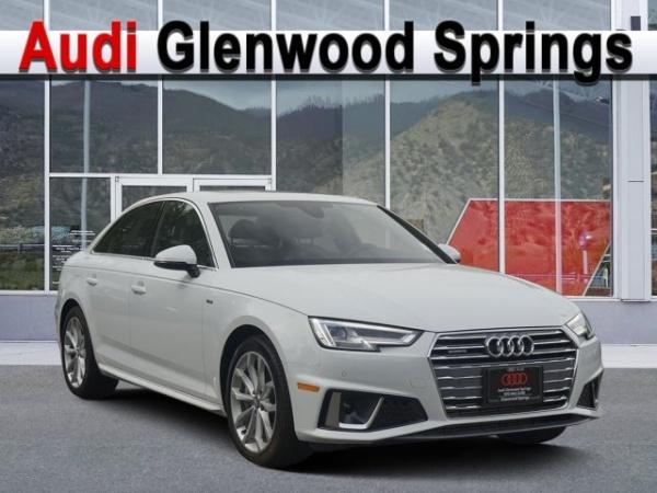 2019 Audi A4 in Glenwood Springs, CO