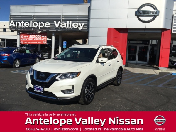 2020 Nissan Rogue in Palmdale, CA