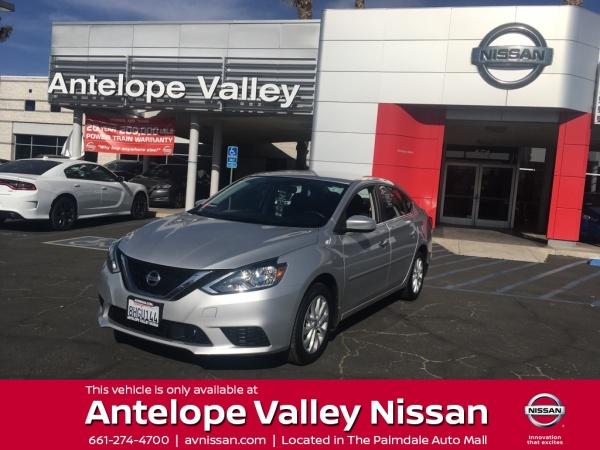 2019 Nissan Sentra in Palmdale, CA