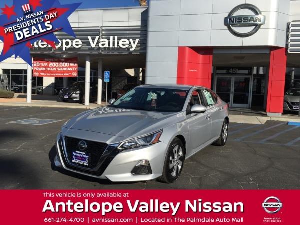 2020 Nissan Altima in Palmdale, CA