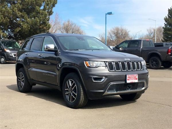 2019 Jeep Grand Cherokee in Longmont, CO