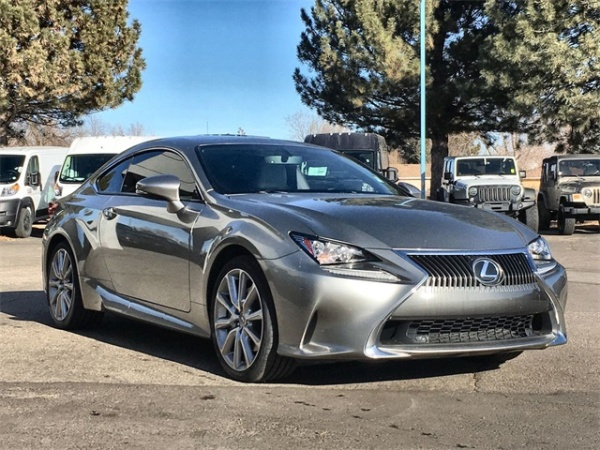 2015 Lexus RC in Longmont, CO