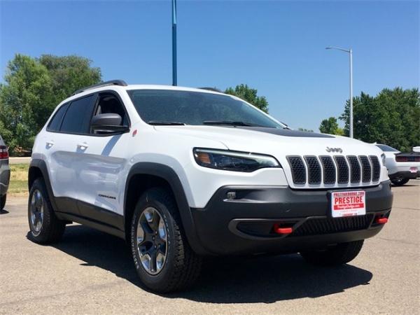 2019 Jeep Cherokee in Longmont, CO